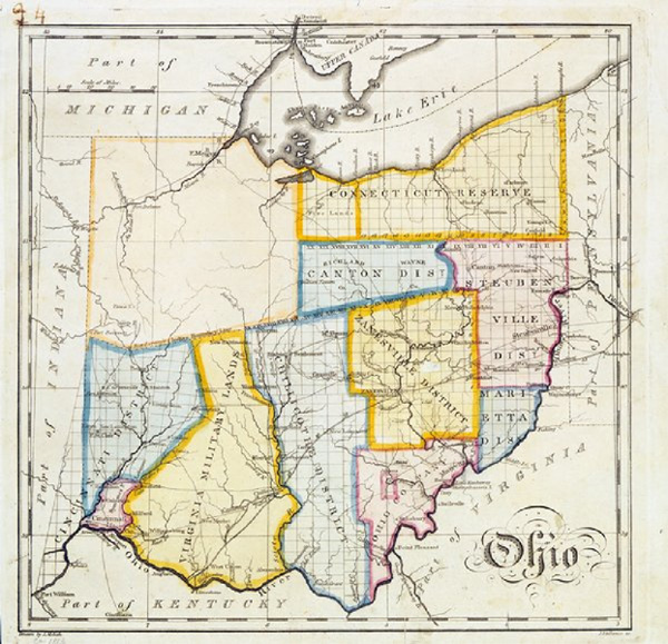 Ohio Indian Tribes Map Related Keywords Amp Suggestions